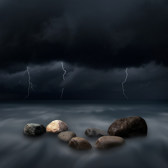 Seven Stones in the Storm