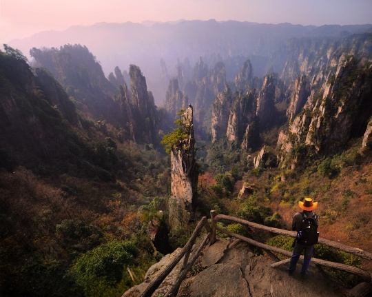 Zhangjiajie, the Avatar